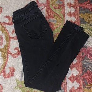 Hollister Jeans Black Skinny size 3S